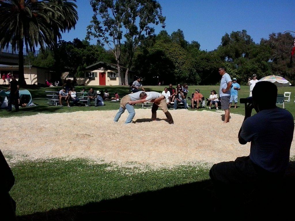 San Diego Schwingfest 2013